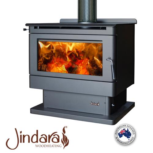 Hemersley Wood Heater