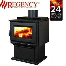 Regency Kingston F3502B Large Freestanding Wood Heater