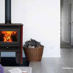 Neo 2.5 wood heater