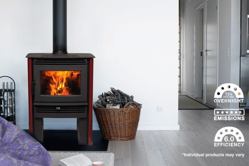 Neo 2.5 wood heater