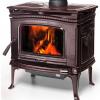 Alderlea T4 Wood Heater Matte Black