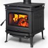 Alderlea T5 Wood Heater – Matte Black