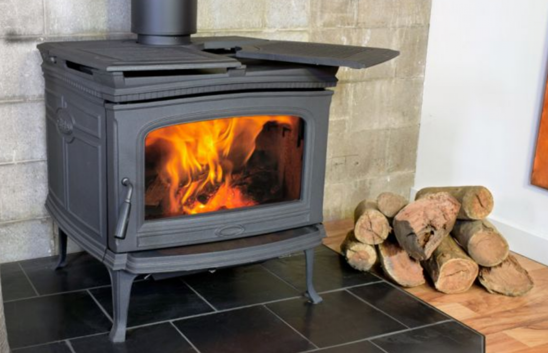 Alderlea T6 wood heater