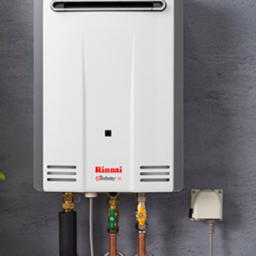 Rinnai infinity 16- good for a 1 bathroom home, new image