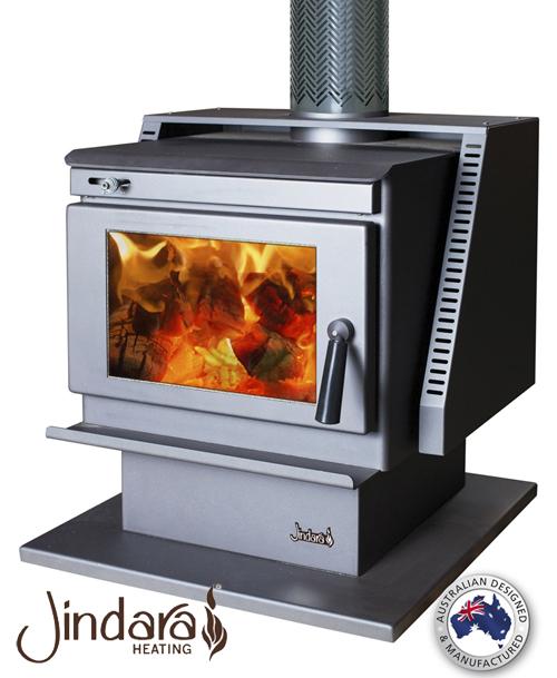 Jindara Sturt Wood Heater