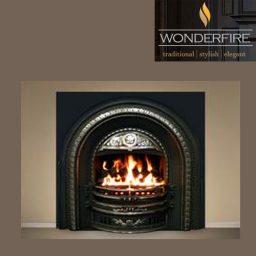 Nectre Wonderfire Easyfit Victorian Gas Fire – Coals