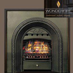 Nectre Wonderfire Easyfit Victorian Gas Fire – Logs