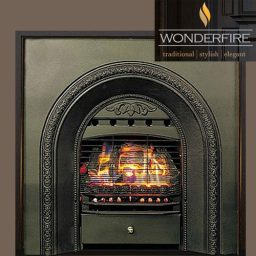 Nectre Wonderfire Easyfit Federation Gas Fire – Logs