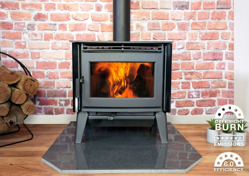Alberni Wood Heater by Pacific Energy