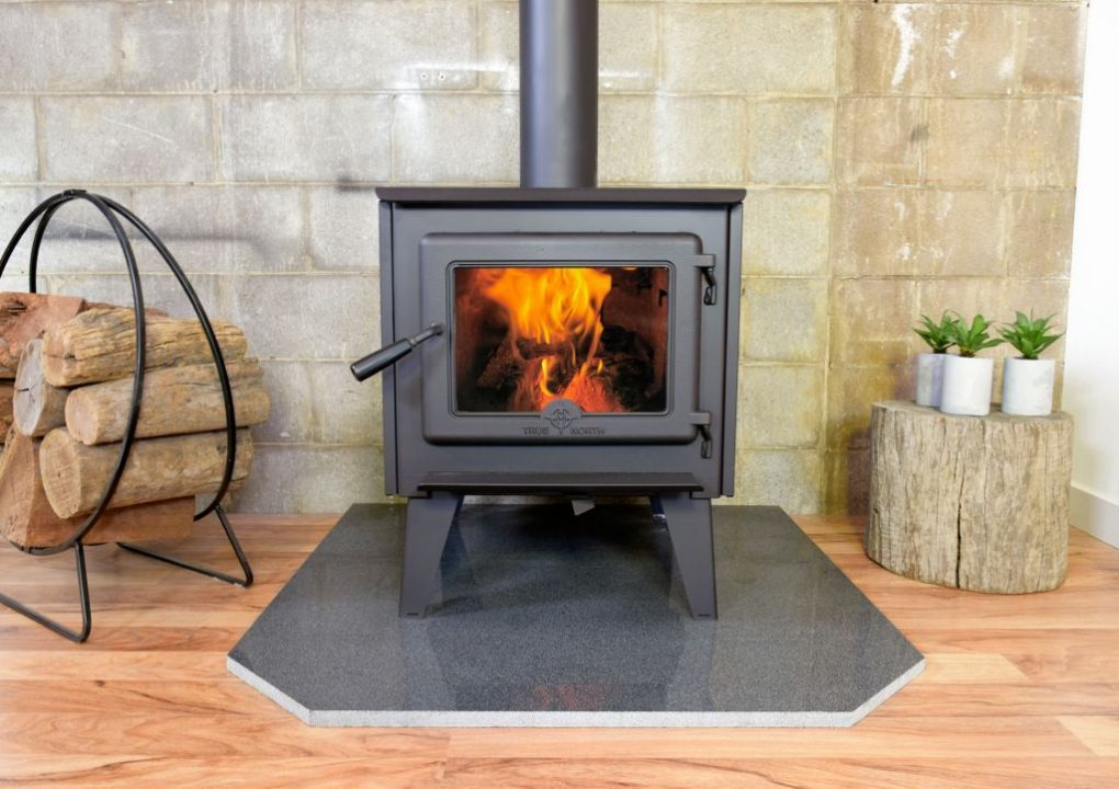 True North TN 10 wood heater